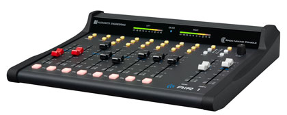 Air-1 Radio Mixer 3Quarter from Audioarts 420